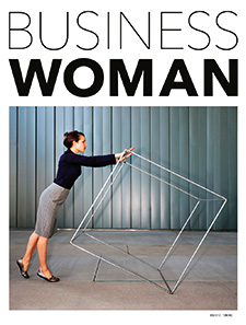 Business Woman 5/13