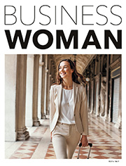 BUSINESS WOMAN 3/16
