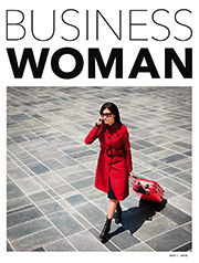 BUSINESS WOMAN 4/13
